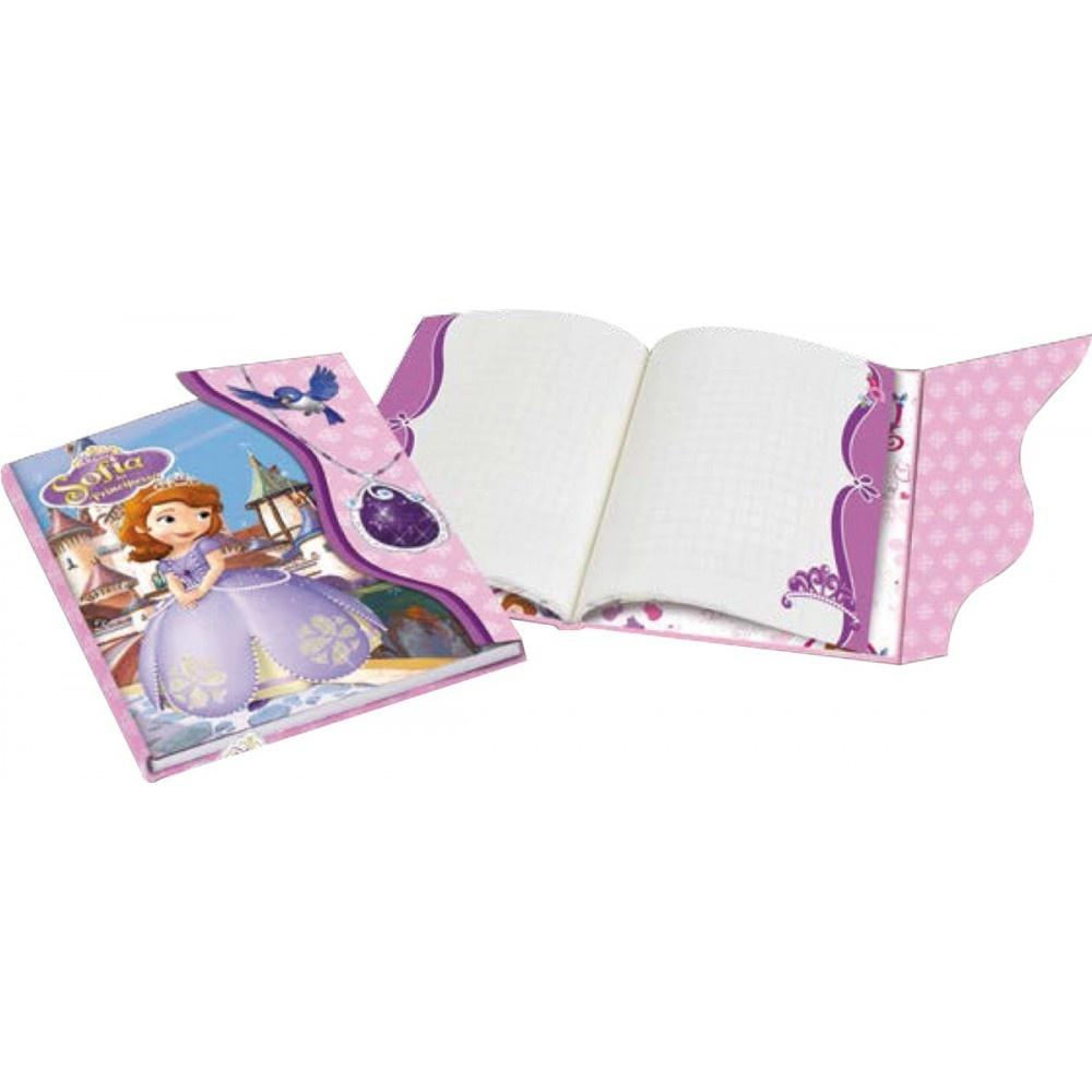 Giochi Preziosi Prinses Sofia Activiteitenboek met magnetisch slot