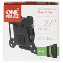 one for all tv muurbeugel 27 smart tilt