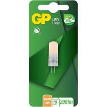 gp lighting led capsule g4 1,7w dimbaar 740gpg4085041ce1