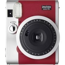 instax mini 90 rood neo classic