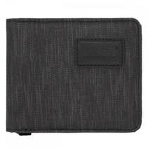 rfidsafe bifold wallet portemonnee carbon