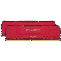 16gb kit ddr4 2x8gb 3600 cl16 dimm 288pin rood