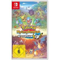 switch pokemon mystery dungeon: rescue team dx