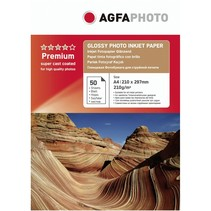 photo glossy paper 210 g a 4 50 vel