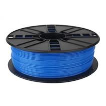 abs filament fluor blauw, 1.75 mm, 1 kg