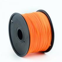 pla filament oranje 1.75 mm, 1 kg.