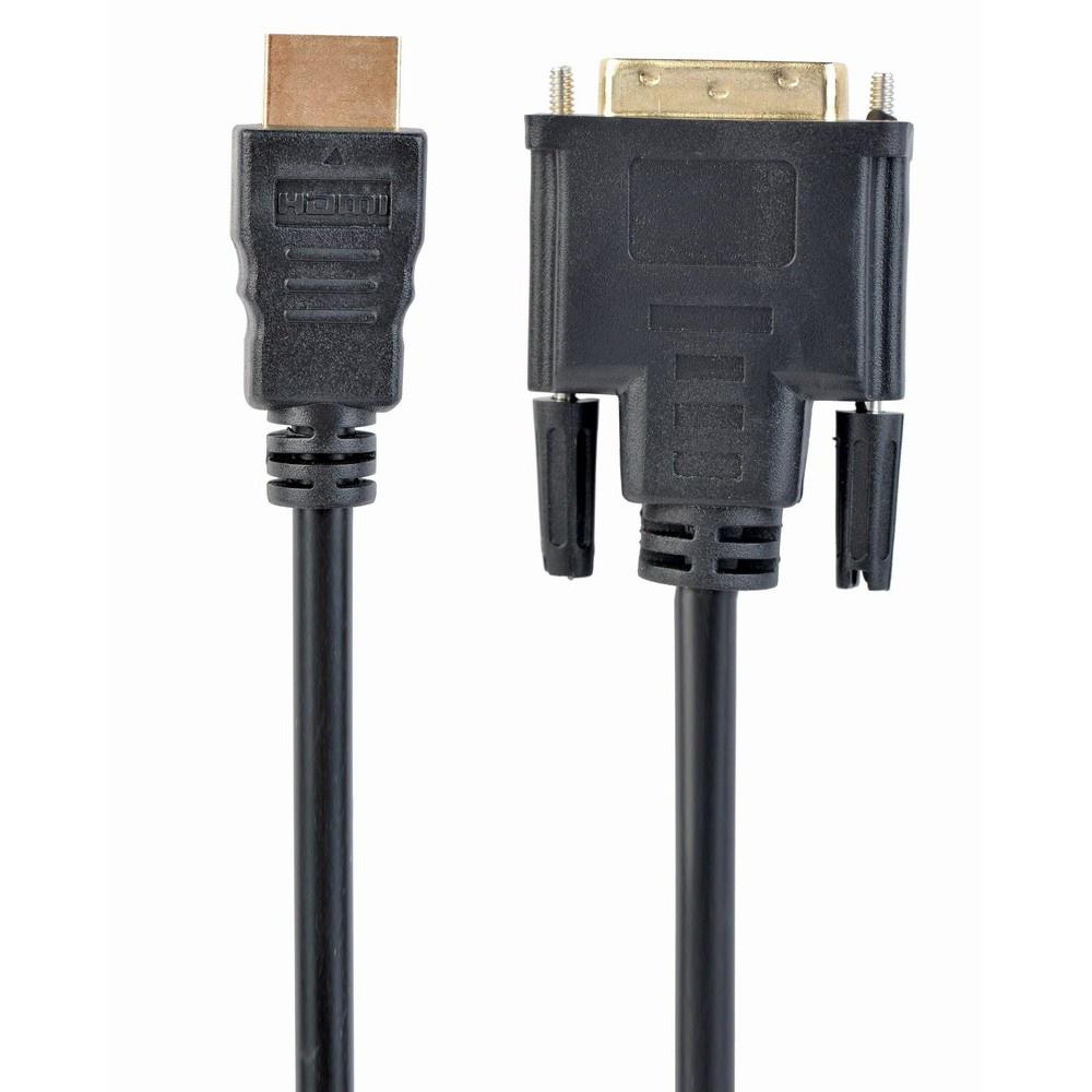 CableXpert hdmi naar dvi kabel,   3 meter