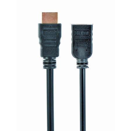 CableXpert high speed hdmi verlengkabel met ethernet, 3 meter
