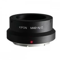 adapter voor m42 objectief op nikon z camera