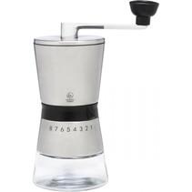 kaffeemühle bologna rvs/glas lv143001