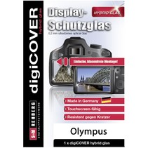 hybrid glas display- folie olympus om-d e-m1