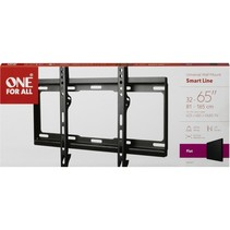 one for all tv muurbeugel 55 smart flat