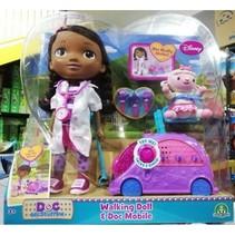 Doc McStuffins  De Speelgoed dokter Pop