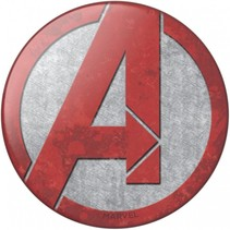 s - avengers red icon