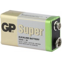gp super alkaline 9v-block 6lr61 0301604ac1
