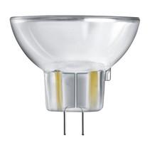 halogeen lamp gz4 met reflector 20w 8v 35mm