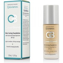 coverblend skin caring foundation spf 20 30ml