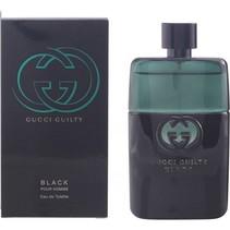 guilty black pour homme edt spray 90ml