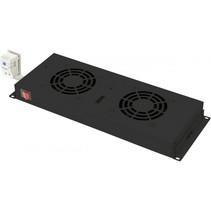ventilatie unit variabel 483 mm 19 -installation