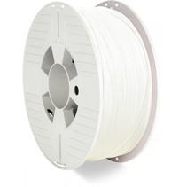 3d printer filament abs 1,75 mm 1 kg white