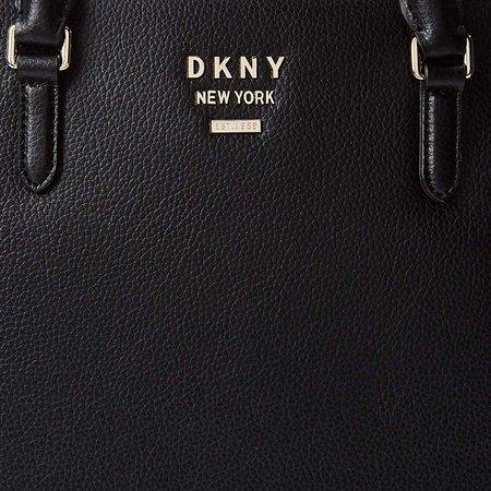 DKNY Whitney Dune handtas R91DHA95 BLACK/GOLD