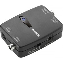 audio converter toslink koaxial connect tc22