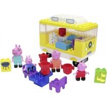 play bloxx peppa pig camper