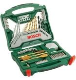 Bosch X-Line borenset - 70-delig - Titanium Plus Serie