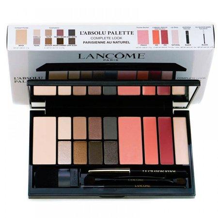 Lancome Makeup Palette Au Nature