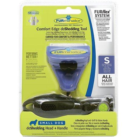 Furminator Furflex Deshedding Tool - Inclusief Handvat S