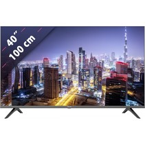 "A5600F 40A5600F tv 101,6 cm (40"") Full HD Smart TV Wi-Fi Zwart"