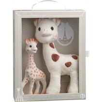 Sophie de Giraf geschenkset knuffels