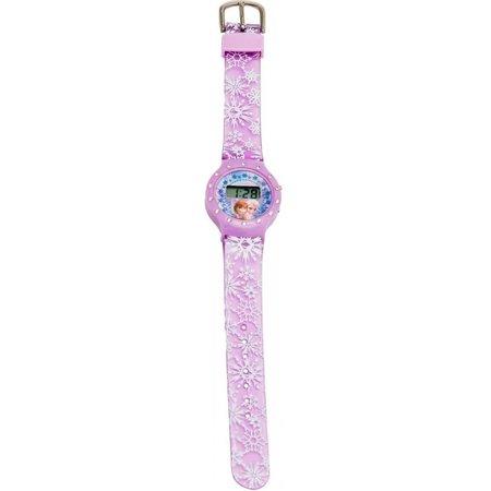 Disney Frozen LCD quarz horloge voor meisjes