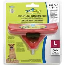 FURflex DeSchedding Tool Hond L