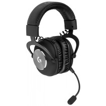 g pro headset zwart