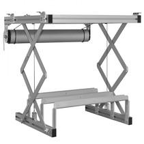 ppl 2040 zilver projector liftsysteem + schakel.