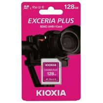 exceria plus sdxc 128gb class 10 uhs-1 u3