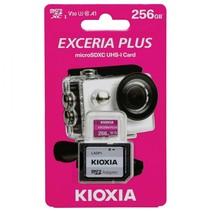 exceria plus 256gb microsdxc class 10 uhs-1 u