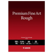 fa-rg 1 premium fine art rough a 4, 25 vel, 320 g
