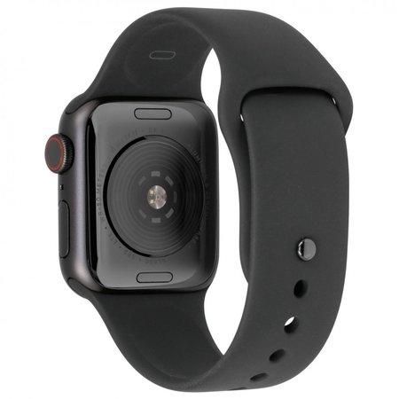Apple watch se gps + cell 44mm space gray alu black sport band