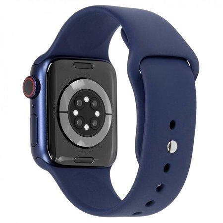 Apple watch series 6 gps + cell 40mm blue alu navy sport band