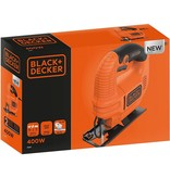 Black+Decker decoupeerzaag 400 watt