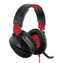 recon 70n zwart over-ear stereo gaming headset