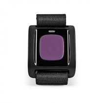 3500 alarmknop aubergine/zwart