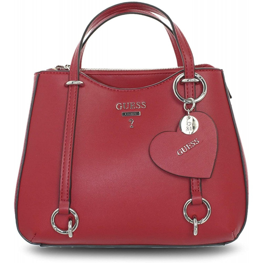 Guess dames handtas Leanne Crimson HWVY7170050/CRI