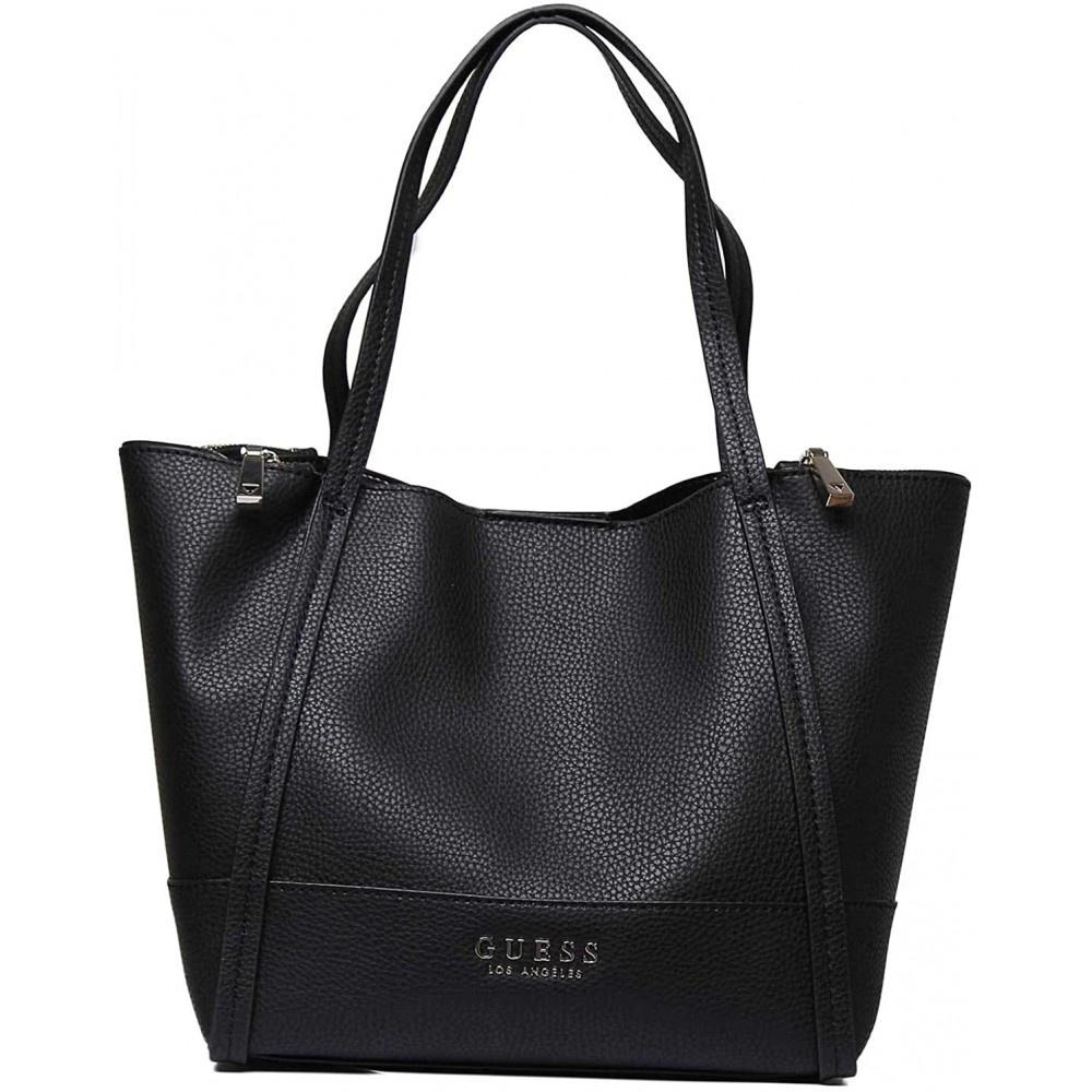 Guess dames shopper zwart HWVE7176220/BLA