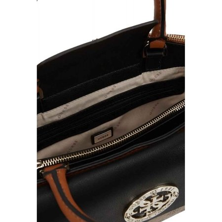 Guess Magnolia dames handtas Cognac Multi HWSG7441060/CGM