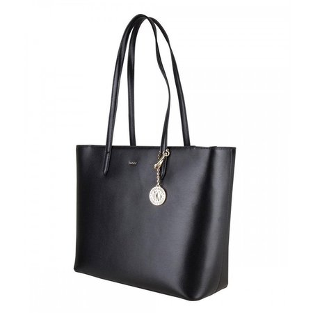 DKNY Bryant Large Tote Carryall handtas R83A3654 BGD - BLK/GOLD
