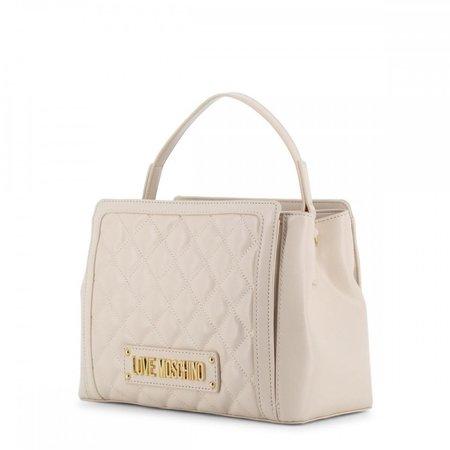Love Moschino dames handtas ivoor JC4205PP07KA0110