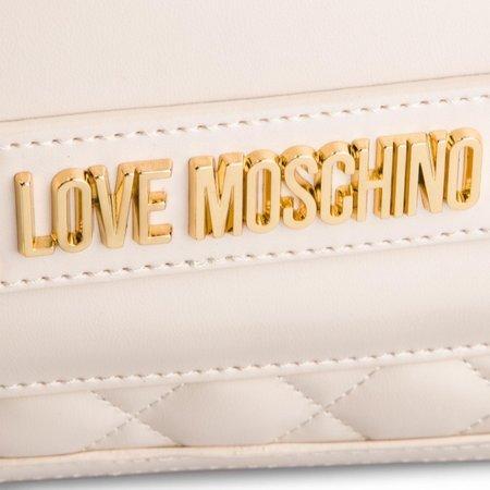 Love Moschino dames schoudertas ivoor JC4208PP07KA0110